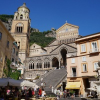 Tour of the Amalfi Coast - Amalfi Church