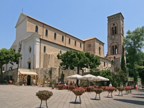 Tour of the Amalfi Coast - Ravello Church