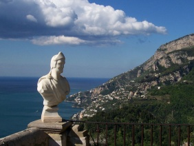 Tour of the Amalfi Coast - Ravello Villa Cimbrone
