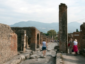 Best Shore excursion to Pompeii