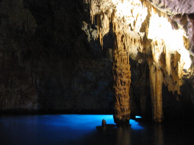 Emerald Grotto